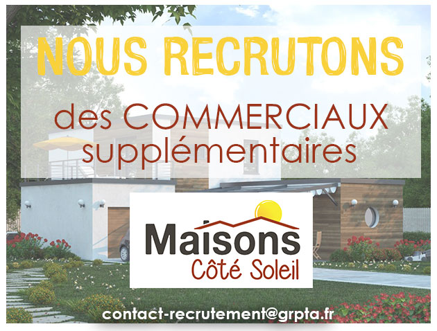 recutement immobilier